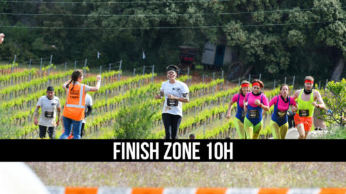 FinishZone 10H Montpellier2019