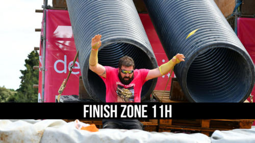 FinishZone 11H Montpellier2019