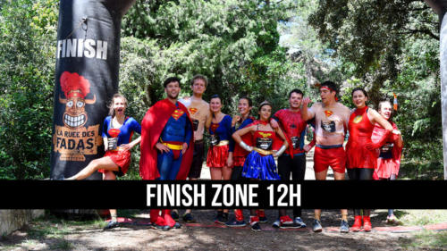 FinishZone 12H Montpellier2019