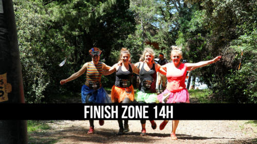 FinishZone 14H Montpellier2019