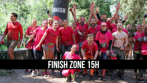 FinishZone 15H Montpellier2019