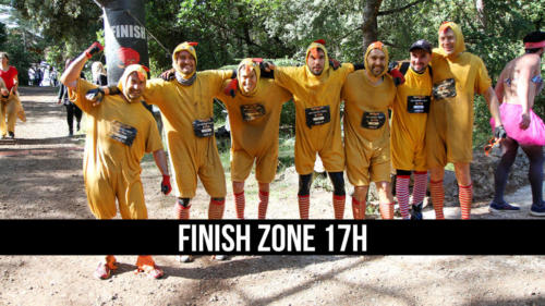 FinishZone 17H Montpellier2019