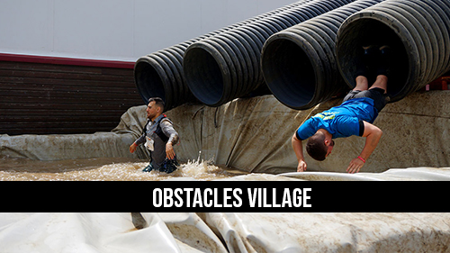Obstacles Village (Nantes2019)